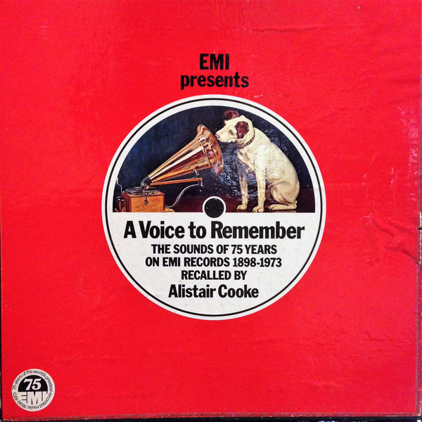 Various - A Voice To Remember