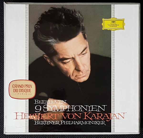 Beethoven, Herbert von Karajan, Berliner Phil - 9 Symphonien