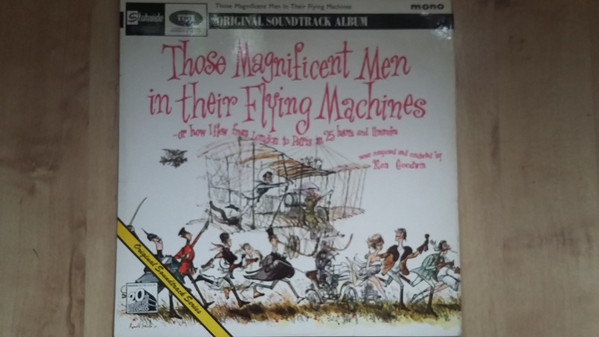 Ron Goodwin - Those Magnificent Men In Their Flying Machines