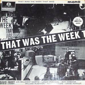 David Frost With Millicent Martin - That Was The Week That Was