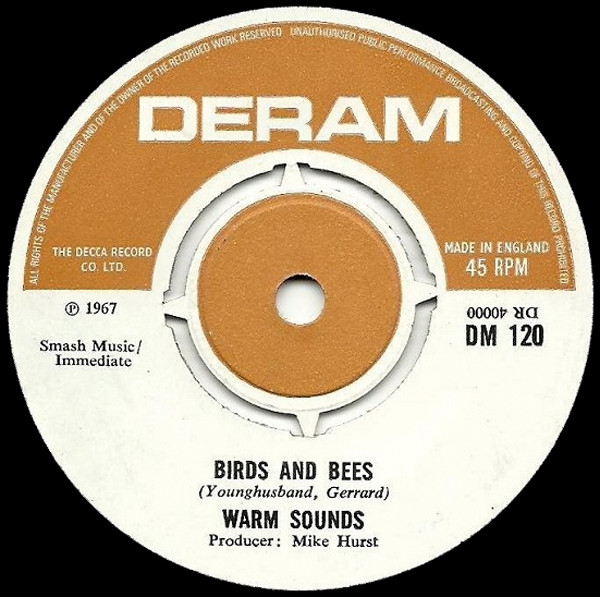 Warm Sounds - Birds And Bees