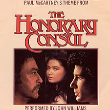 John Williams - Theme From The Honorary Consul