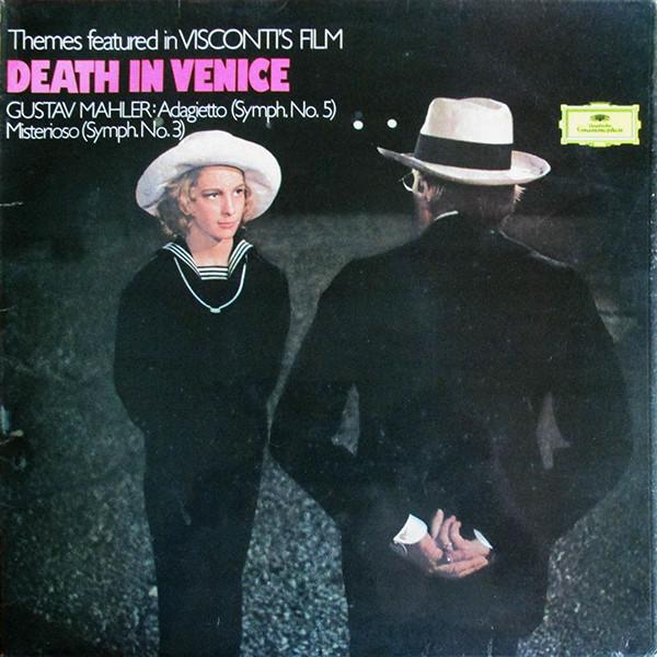 Gustav Mahler - Bavarian Radio Symp Orch - Death In Venice