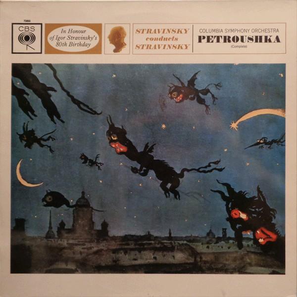 Stravinsky, Columbia Symphony Orchestra - Petroushka (Complete)