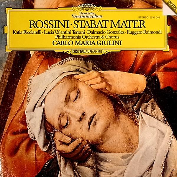 Rossini Katia Ricciarelli Lucia Valentini Terrani - Stabat Mater