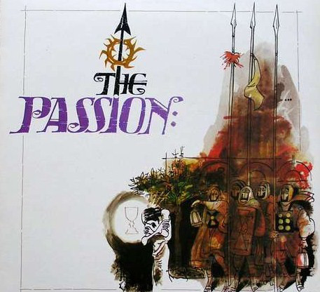 Adrian Snell With The Royal Philharmonic Orch - The Passion