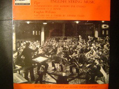 Elgar, Vaughan Williams  Sinfonia Of London - Barbirolli Conducts English String Music