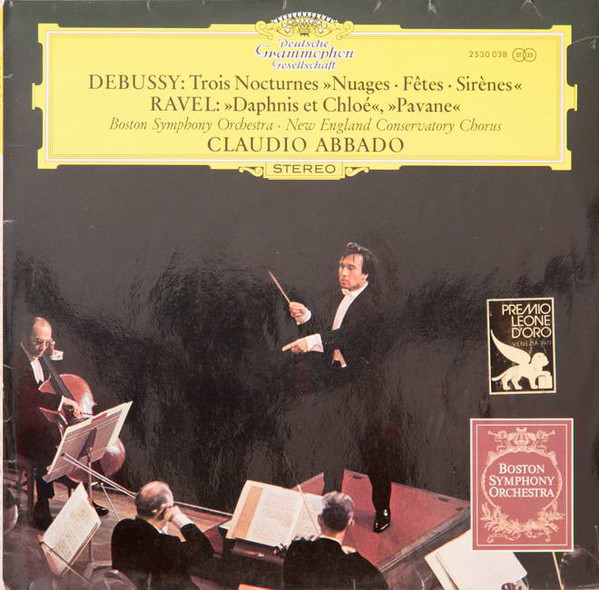 Claude Debussy / Maurice Ravel -  Trois Nocturnes ?Nuages ? F?tes ? Sir?nes