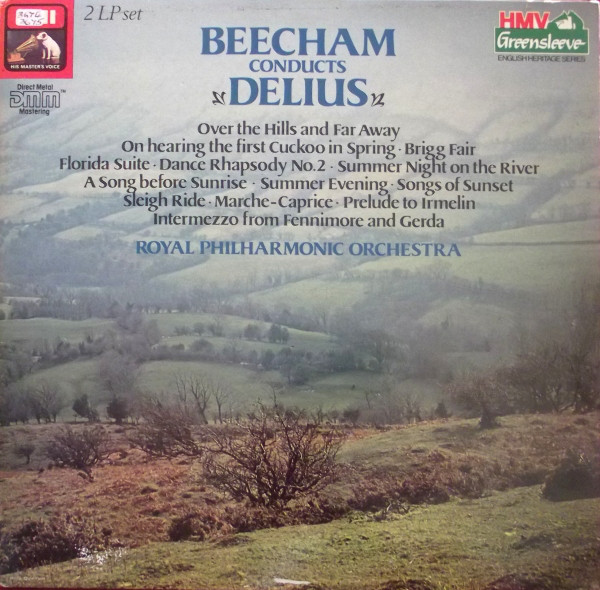 Delius - Sir Thomas Beecham, The Royal Phil. - Beecham Conducts Delius