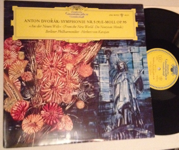 Dvo??k Berlin Philharmonic Orchestra Karajan -  Dvorak: Symphony