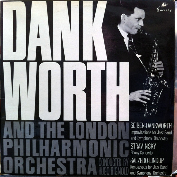 Dankworth And The London Philharmonic - Improvisation For Jazzband And Symphony Orch