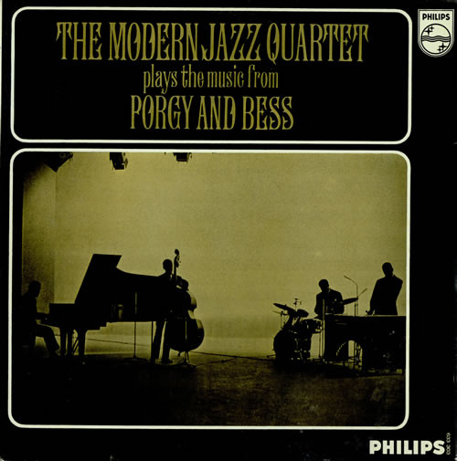 The Modern Jazz Quartet -  Plays The Music From Porgy And Bess