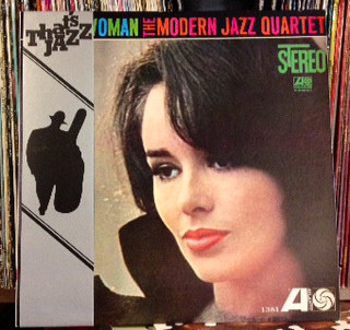 The Modern Jazz Quartet ? - Lonely Woman