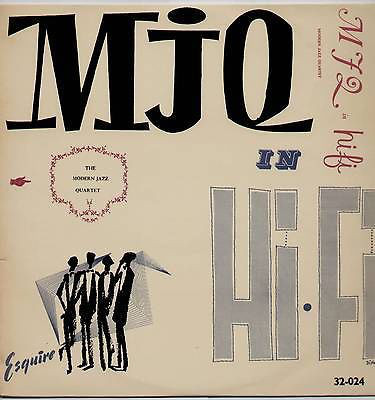 The Modern Jazz Quartet - MJQ In Hi-Fi