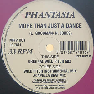 PHANTASIA - MORE THAN JUST A DANCE