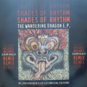 SHADES OF RHYTHM - THE WANDERING DRAGON EP