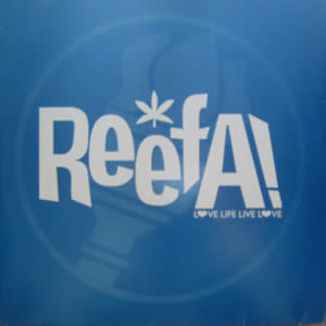 REEFA! - LOVE LIFE LIVE LOVE (DOUBLE)