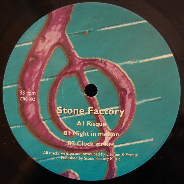 STONE FACTORY - Risqu