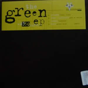 VARIOUS - THE GREEN E.P