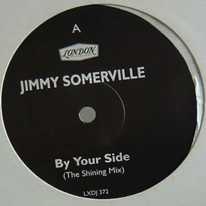 JIMMY SOMERVILLE - BY YOUR SIDE (PROMO)