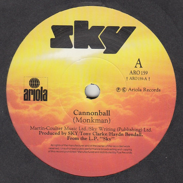 Sky - Cannonball