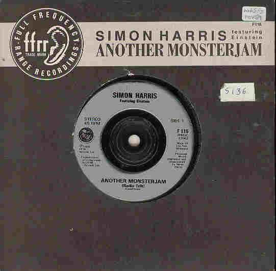 Simon Harris Featuring Einstein - Another Monsterjam