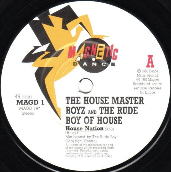 The House Master Boyz - House Nation