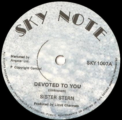 Sister Stern - Devoted To You