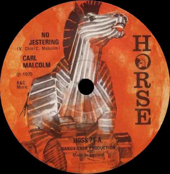 Carl Malcolm - No Jestering