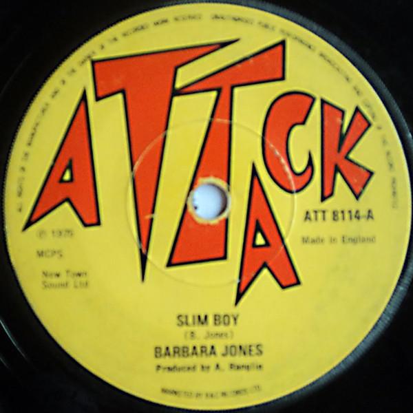 Barbara Jones -  Slim Boy / Walk Through This World