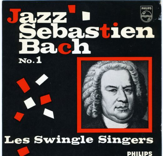 Les Swingle Singers - Jazz Sebastien Bach No. 1
