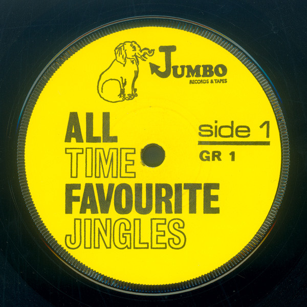 Unknown Artist - All Time Favourite Jingles