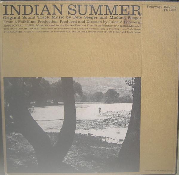Pete Seeger - Indian Summer