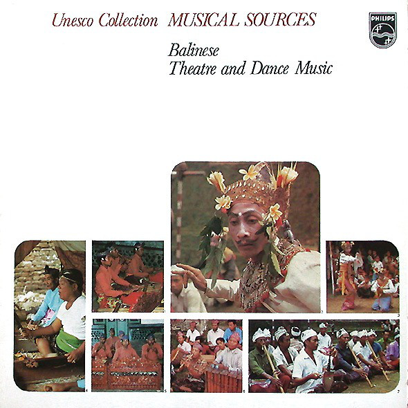 Various - Balinese Theatre And Dance Music