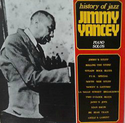 Jimmy Yancey - Piano Solos