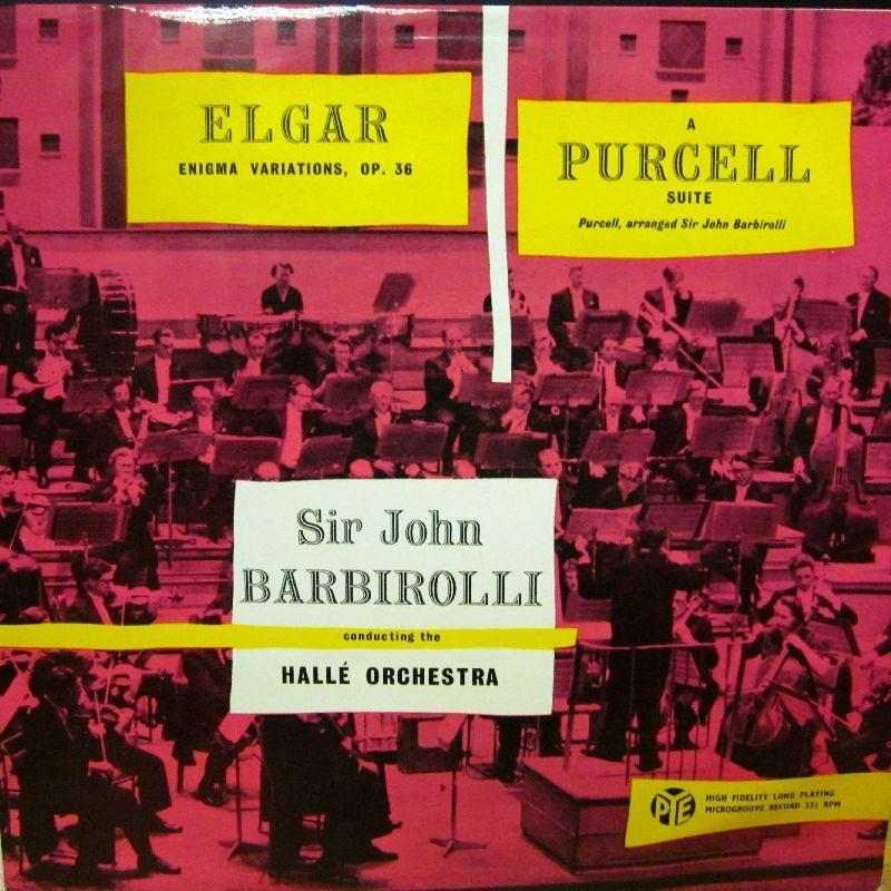 Elgar / Purcell - Enigma Variations/A Suite