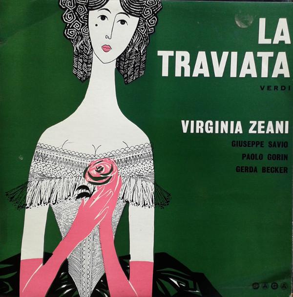 Verdi, Virginia Zeani, Giuseppe Savio - La Traviata
