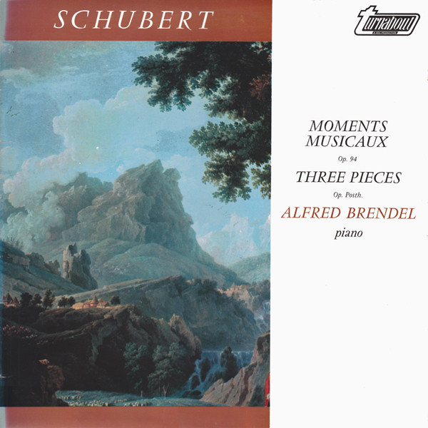 Schubert, Alfred Brendel ? - Moments Musicaux Op. 94 / Three Pieces