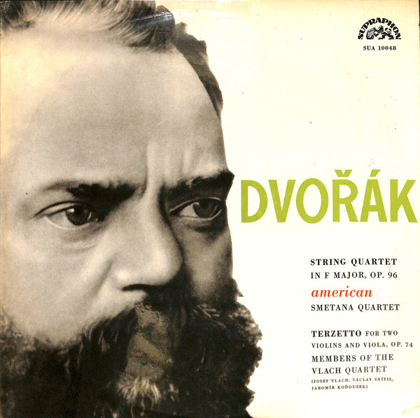 Dvo??k, Smetana Quartet, - String Quartett in F Major, Op. 96