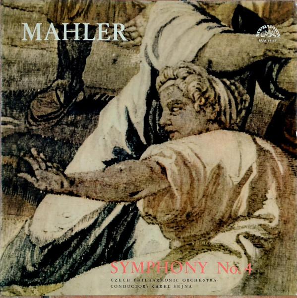 Mahler / Karel ?ejna, M?ria Tauberov? - Symphony No. 4 In G Major