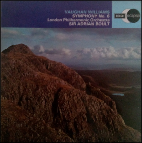 Vaughan Williams, London Phil.  Adrian Boult - Symphony No. 6