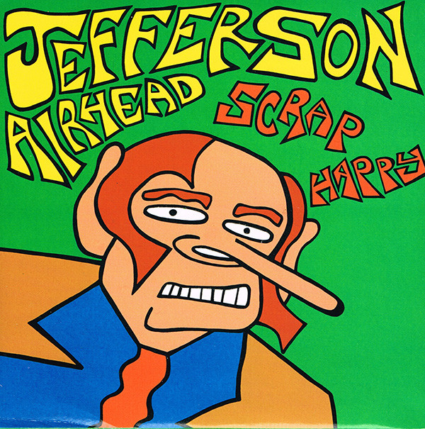 Jefferson Airhead - Scrap Happy