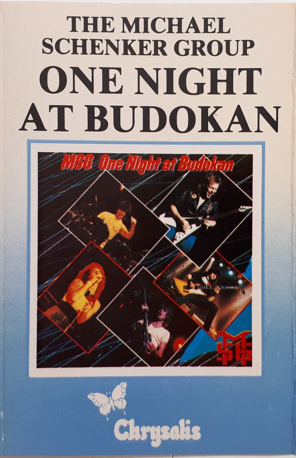 The Michael Schenker Group ? - One Night At Budokan