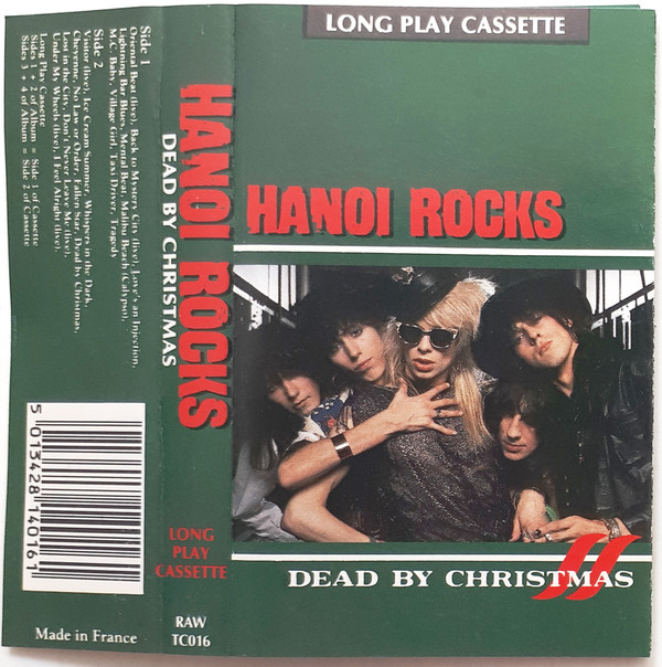 Hanoi Rocks - Dead By Christmas