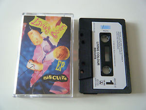 Living Colour - Biscuits EP