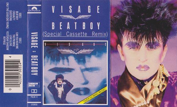 Visage - Beat Boy (Special Cassette Remix)