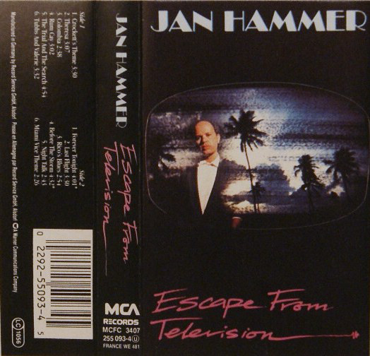 Jan Hammer - Escape From Television