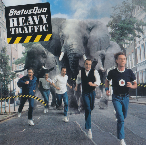 Status Quo - Heavy Traffic