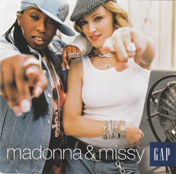 Madonna & Missy - A New Groove. A New Jean.