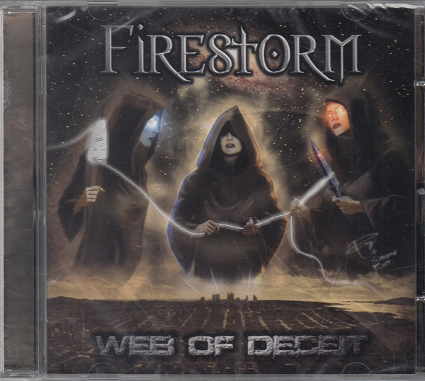 Firestorm - Web Of Deceit